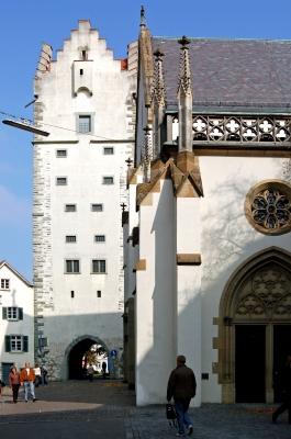 Frauentorturm in Ravensburg