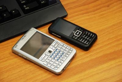 Nokia E61 und DREI Skype Handy