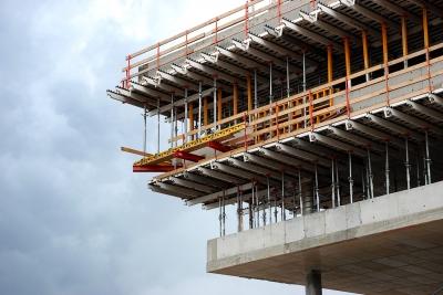 Stahl und Beton