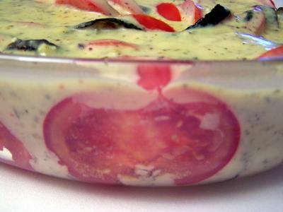 Tomaten-Zucchini-Gratin  4