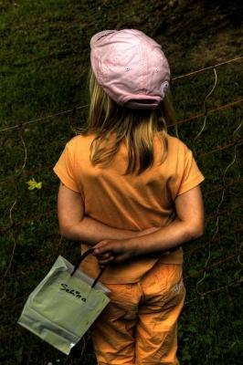 Kind im Exil