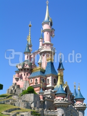 Disneyland Resort Paris - Schloß