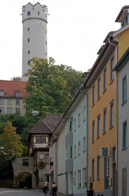 Unterwegs in der Ravensburger Altstadt