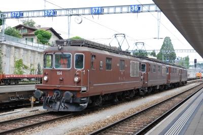 BLS Lokomotiven