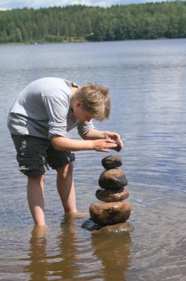 Der Turmbau zu Flisby 2 - Sommer in Südschweden