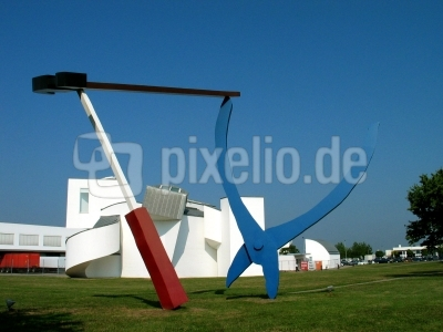 Vitra-Museum in Weil am Rhein