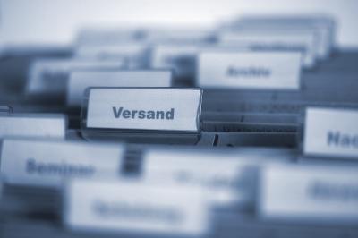 Register Versand