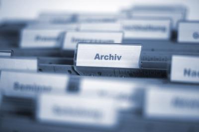 Register Archiv