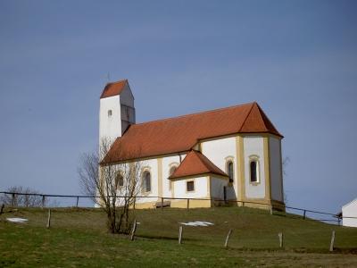 Kapelle an der Isen - Kirchisen
