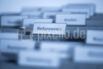 Register Referenzen