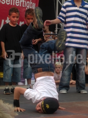 Breakdance-Kids