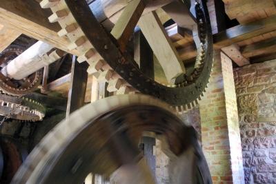 Antikes Getriebe
