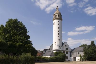 Höchster Schloss  in Frankfurt am Main Höchst
