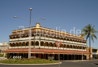 Australien Rockhampton The Heritage