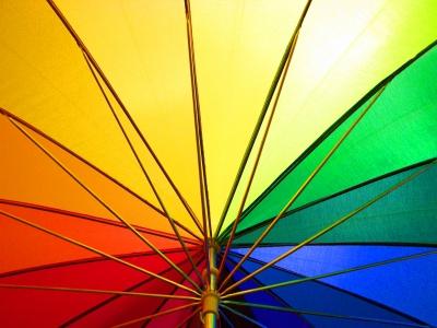 Mein Regenschirm 2
