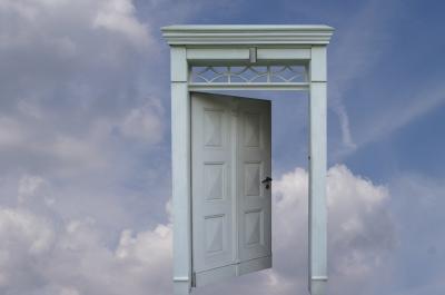 Schöner Wohnen (Tür)