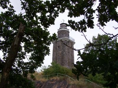 Der Bismarckturm in Wurzen
