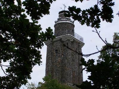 Der Bismarckturm in Wurzen 3