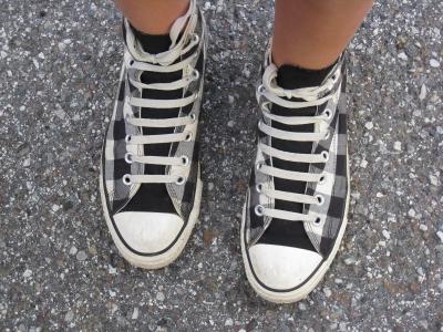 zwei Schuhe