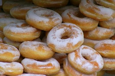 viele, viele Donuts