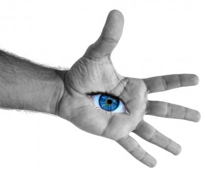 Die Hand greift nach dem, was das Auge gesehen hat
