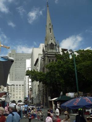 Im Zentrum von Kapstadt