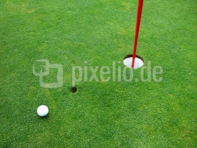 Nearest to the pin - 46 cm