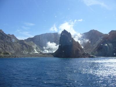Neuseeland - Vulkaninsel White Island 3