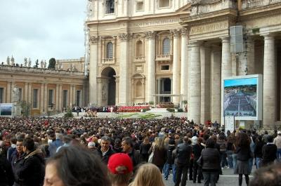 Palmsonntag 2008 in Rom