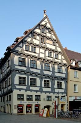 Streifzug durch Ulms Altstadt