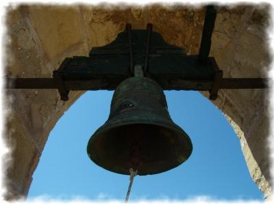 Kirchenglocke Castell de Capdepera
