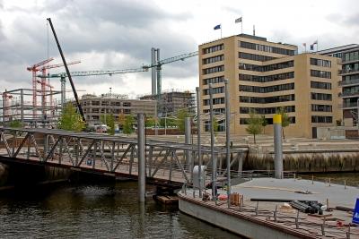 Hafencity - Magellanterrassen