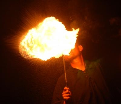 Feuermeyer im Einsatz 1