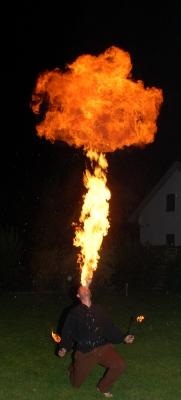 Feuermeyer im Einsatz 3