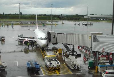 Flughafen Birmingham