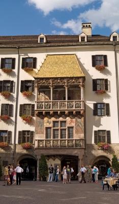 Innsbruck Altstadt 1