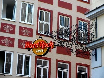 Hard Rock Cafe in München