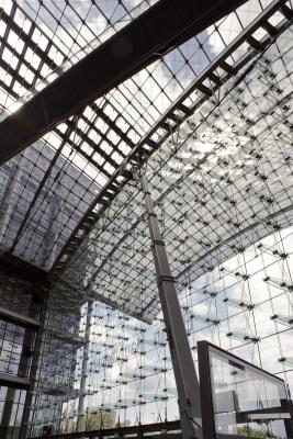 HBF-Berlin - Fensterputzer
