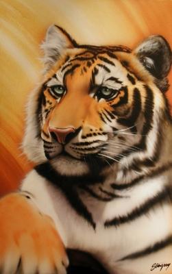 Sibirian Tiger