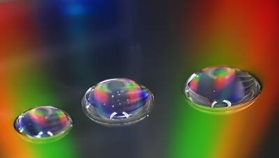 3 Rainbowdrops