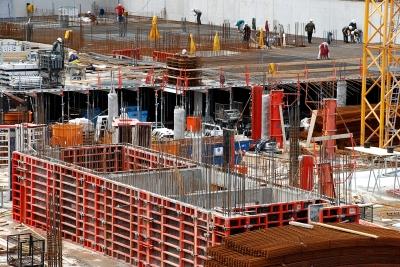 Hafencity - Baugrube Brooktorkai