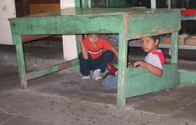 Kinderspielplatz Honduras
