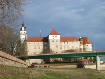 Schloss Hartenfels zu Torgau