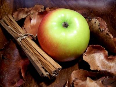 Apfel + Deko