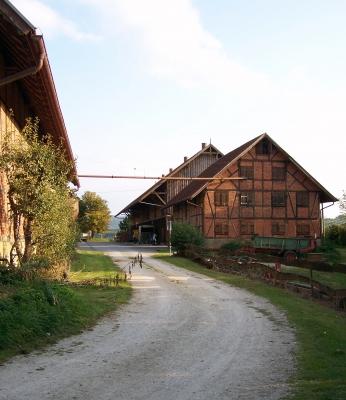 Alter Bauernhof 1 (Schwäbische Alb)