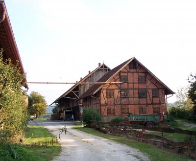 Alter Bauernhof 2 (Schwäbische Alb)