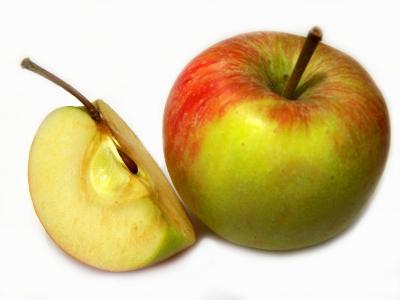 Reifer Apfel 2
