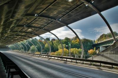 Tunnelröhre Stuttgart-Möhringen