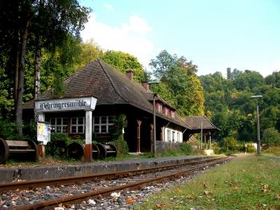 Bahnhof Behringersmühle