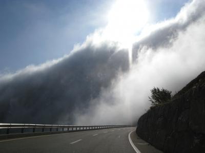 Grimsel - Nebel - Wolken